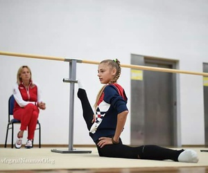 rhytmic gymnastic, rio 2016, and alexandra soldatova image