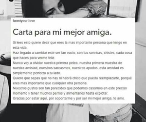 frases, friendship, and bff image