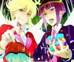 panty and stocking and boxer and sock image