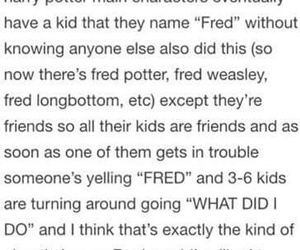 fred and george, harry potter, and fred weasley image