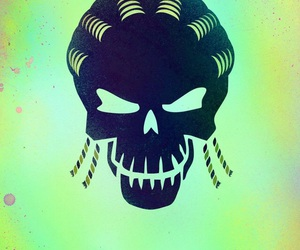 suicide squad and slipknot image