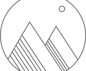 geometric, mountain, and gray image