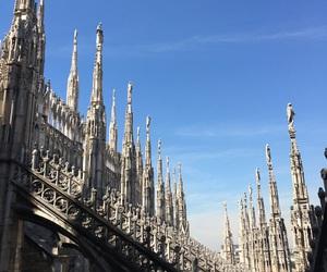 Arhitecture, art, and milan image