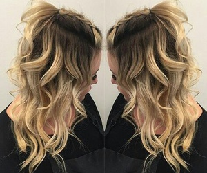 blonde, Best, and hair image
