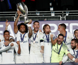 real madrid, super cup, and supercup image