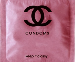 coco, condoms, and pink image