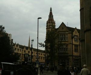 cambridge, street, and unitedkingdom image