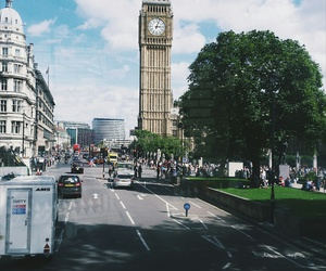london, travel, and tumblr image