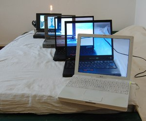 funny, awesome, and laptop image