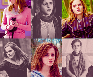 beauty, emma watson, and harry potter image