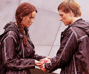 couple, tributes, and district 12 image