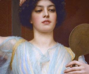 art and John William Godward image