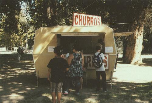 vintage, churros, and indie image
