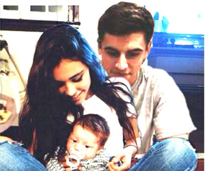 baby, family, and madison beer image
