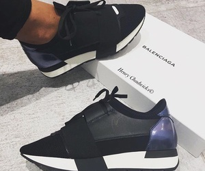 Balenciaga and shoes image