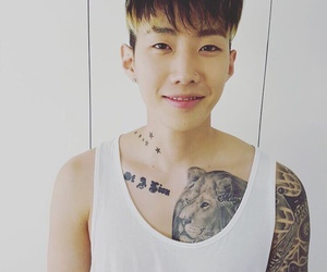 aomg, asian, and boy image