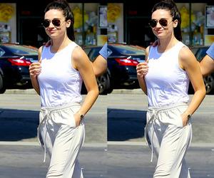 actress, beautiful, and stylish image