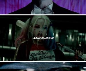 joker, harley quinn, and jared leto image
