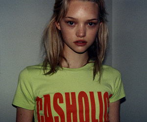 model, Gemma Ward, and blonde image