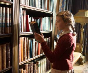 movie, the book thief, and liesel image