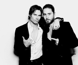 ian somerhalder, jared leto, and sexy image