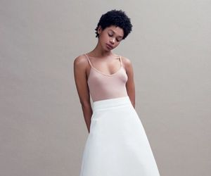 fashion, natural hair, and style image
