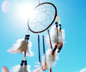 easel, Dream, and dreamcatcher image