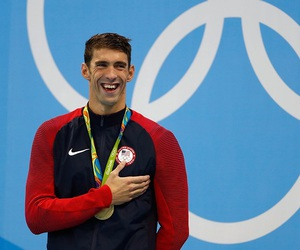 Michael Phelps image