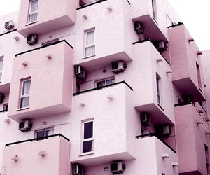 aesthetic, dark pink, and pink image