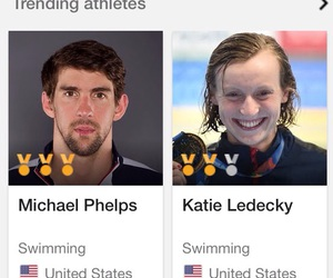 2016, Michael Phelps, and olympics image