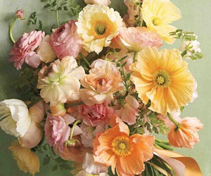 flowers, wedding flowers, and bridal bouquet image