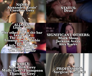 greys anatomy and lexie grey image