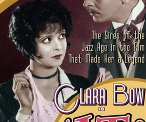 beauty, clara bow, and vintage image