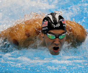 Michael Phelps and rio 2016 image