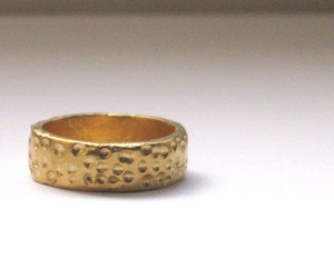 etsy, gold wedding band, and 14k gold jewelry image
