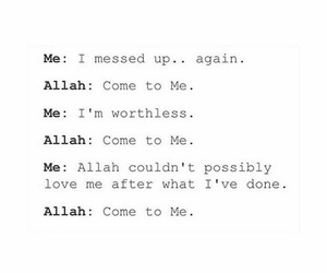 allah, helpful, and qoute image