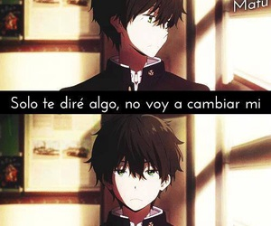 anime, quotes, and spanish quotes image