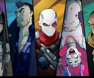 suicide squad, DC, and harley quinn image
