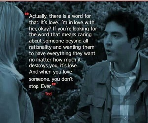 how i met your mother, relationships, and sad image