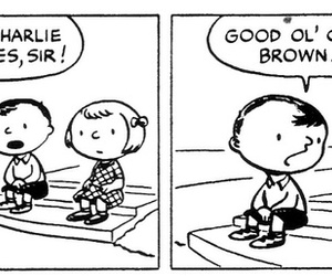 Charles Schulz, charlie brown, and comic strips image
