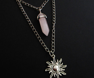 crystal necklace image