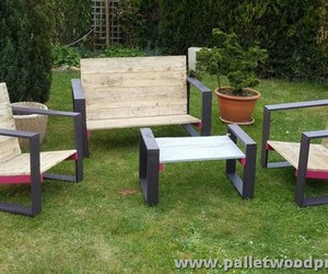 pallet ideas, pallet upcycling, and pallet projects image