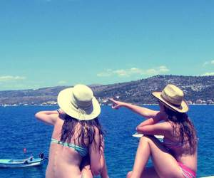 perfect moment, summer, and travel image