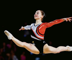 dutch, gymnast, and olympics image