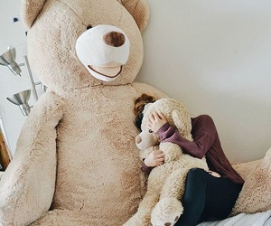 big, peluche, and cute image