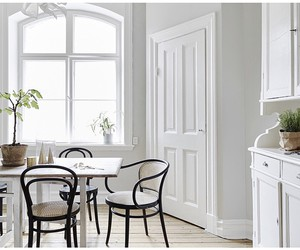 beautiful, decor, and dining room image