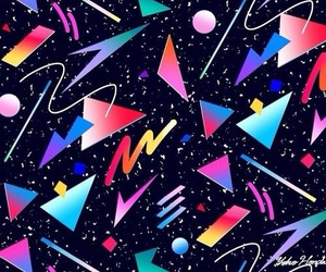 background, 80s, and wallpaper image