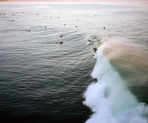 waves, sea, and surf image
