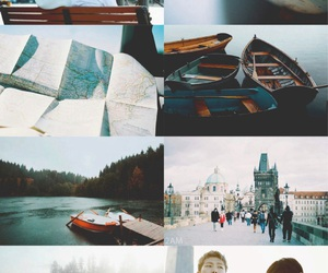 aesthetic, bts, and travel image