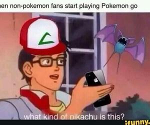 funny, pokemon, and lol image